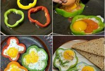 Breakfast Ideas I Like