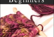 Knitting / by Stephanie Parsons