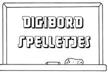 Digibordfun! / Leuke activiteiten voor op het digibord
