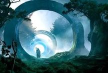 #EnterThePortal / Enter the Portal to another dimension... an alternate, magical world... where anything is possible!