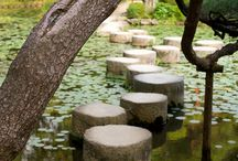 Garden Water Feature / Fountains, ponds, streams, waterfalls and much more.