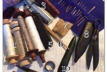 Věci skanzenové / řemeslné výrobky kopírující doby historické...