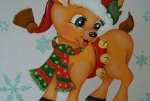 Dibulos de Navidad