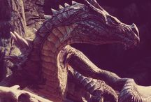 Dragons / by Kimberly Parker