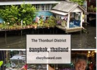 Travel to Thailand / Travel inspiration for those wanting to visit Thailand.
