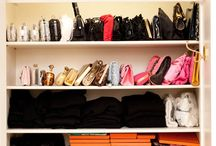 Coveted Closets / by Dawn Guarriello
