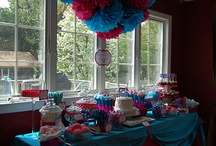 My Parties - My2PinkLadies / These are parties that I have created for my children.  I love doing it!