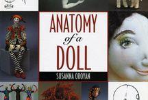 книга анатомия куклы