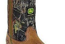 John Deere / Men's, Women's & Kids Boots