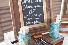 Stuff to do at the wedding