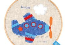 Childrens Cross Stitch