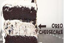Creative Oreo desserts  / Creative Oreo desserts