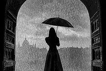 Rain & Silence