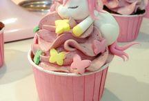 Cupcake Einhorn