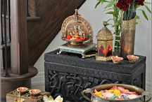 Home temple