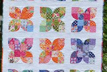 Quilt-Scrappy quilts