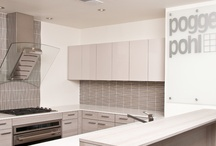 Poggenpohl Cabinetry / Customised perfection   Poggenpohl kitchens have been designed for all kinds of homes in over 70 countries around the world.   Every cabinet, drawer and worktop is built to the precise dimensions of the customer's home at our factory in Herford, right down to the last millimeter of space. That's why every Poggenpohl kitchen is as individual as our customers are.