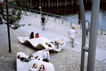 Urban Furniture / Stadtmöblierung