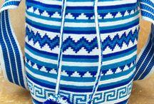 Mochilla wayuu bags