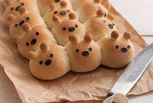 Rundstykke og brød