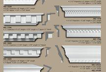 石膏线造型