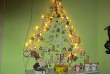Alkotásaim - Karácsonyra - My handmade things for christmas