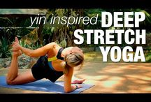 yoga video deep stretch
