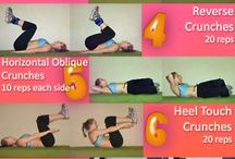 Abs WO / a collection of abs workouts pics