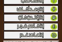 Islam: Sunnah / Hadith / Arabic and English pearls of Islamic wisdom / by Sarah A