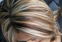 2 toned highlights