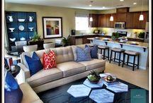 Spring Mountain Ranch Interiors / Interior photos of the KB Home models at Spring Mountain Ranch