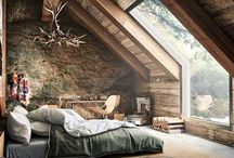 Dream cabins and ideas