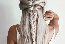 Hair & beauty / Ideas and inspiration for hair and makeup