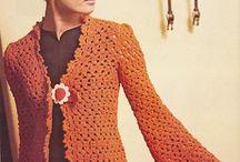 Crochet - Cardigans, Jumpers & Tops