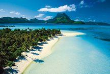 Destinos exóticos / Explora los lugares más exóticos y maravillosos del planeta Tierra.
