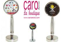 La marmaille de Caro / Pour nos petites têtes blondes, des objets rigolos pour embellir leur quotidien.