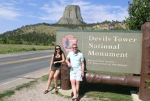USA - Devils Tower