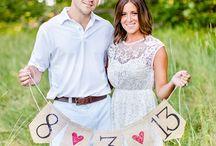 Wedding - Save the Date Photography Ideas / by Vanessa Buonopane