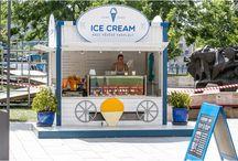kiosk ice cream