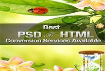 Best psd to html Company / by jesus merlin