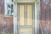 Vakre dører - beautiful doors