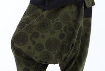 Favorite Trousers.Hippie, boho, bohemian, festival, yoga style