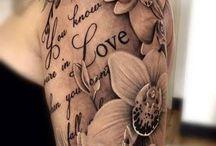 beautiful tatoo's