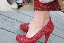 Personalização de sapatos