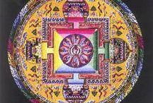 ❤ Mandala terapia ❤
