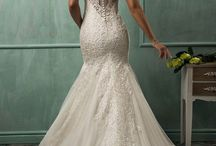 Wedding Dress / Inspiring Wedding Dress