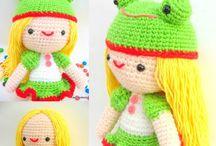 Crochet - Amigurumi / by Petra Göransson