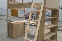 EBANISTERIA/CARPINTERIA / Procesos y maderas usadas en los diferentes diseños y acabados
