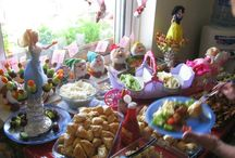 Our princess party