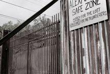 The Walking Dead- Sem Fronteiras
